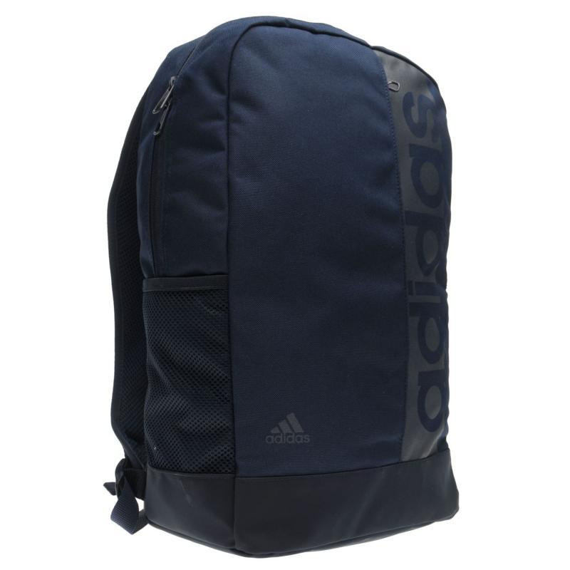 adidas Linear Backpack Red, Velikost: ostatní