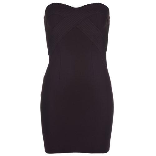 Šaty Vero Moda Womens Gwen Dress Black