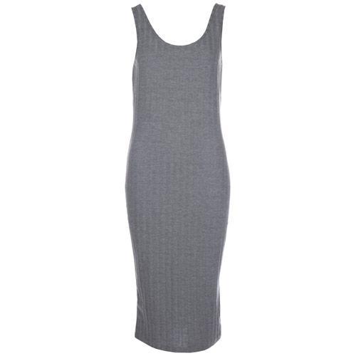 Šaty Vero Moda Womens Karma Dress Grey Marl