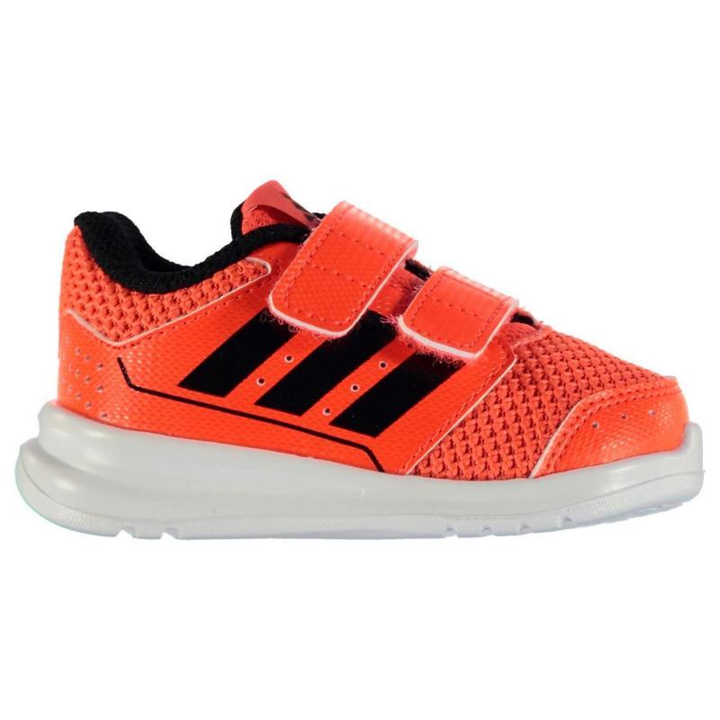 Boty adidas LK Sport Mesh Trainer Infant Boys SolarRed/Blk, Velikost: C6 (euro 23)