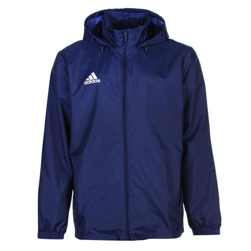 Bunda adidas Core Rain Jacket Mens Navy, Velikost: S