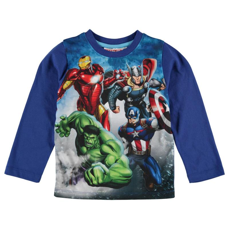 Tričko Character Long Sleeve Tshirt Infant Boys Jurassic World