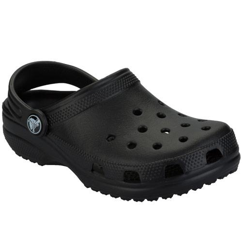 Boty Crocs Children Boys Classic Kids Crocs Black