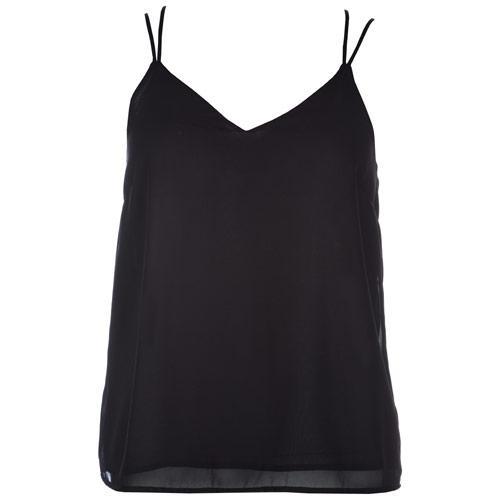 Vero Moda Womens Mynthe Vest Black