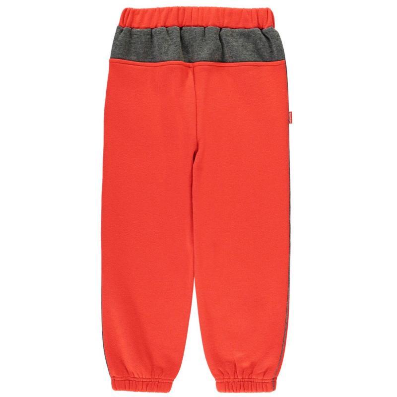 Tepláky Slazenger Closed Hem Fleece Pants Infant Boys Charcoal Marl