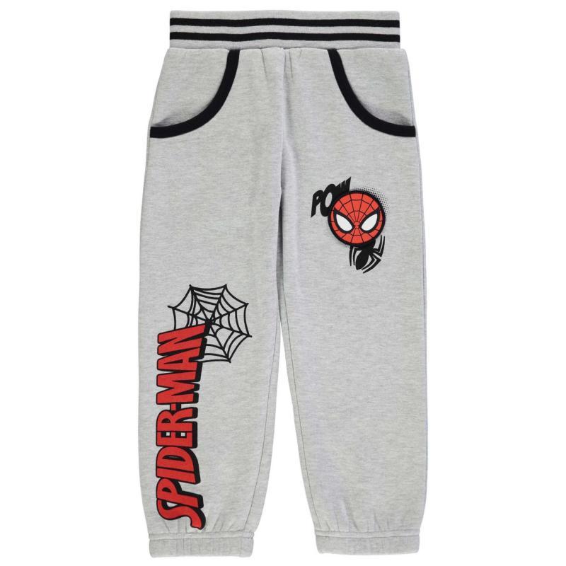 Tepláky Character Jogging Pants Infant Boys Avengers