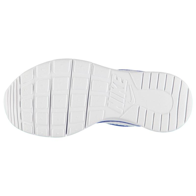 Boty Nike Tanjun Running Shoes Junior Royal/White