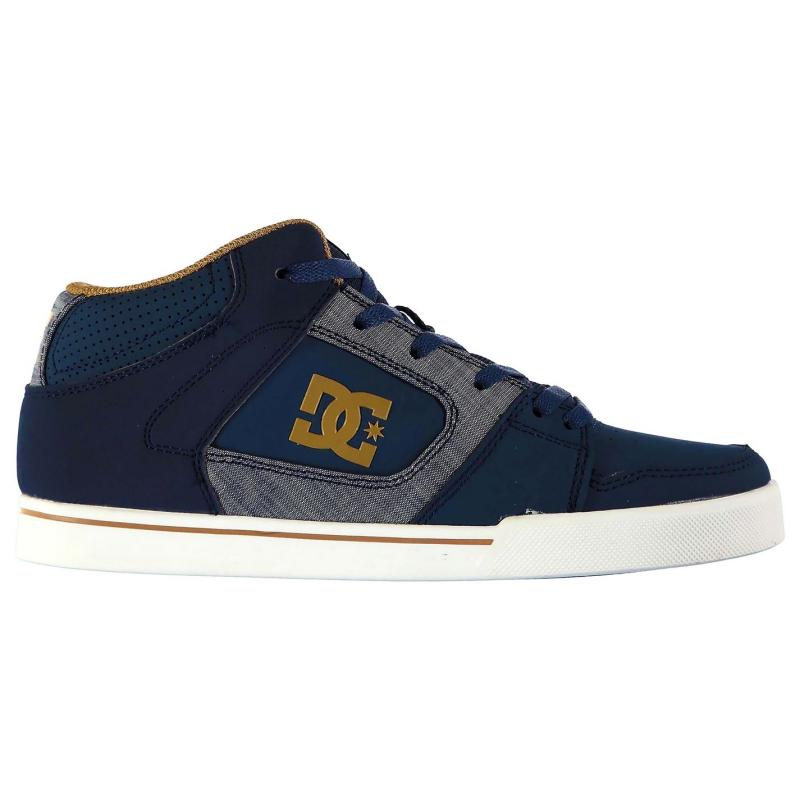 Boty DC Shoes Patrol Skate Shoes Navy, Velikost: 12 (M)