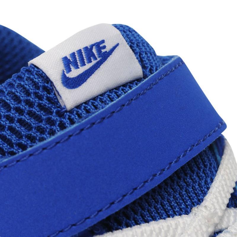 Boty Nike Tanjun Infants Trainers Royal/White, Velikost: C3 (euro 19)