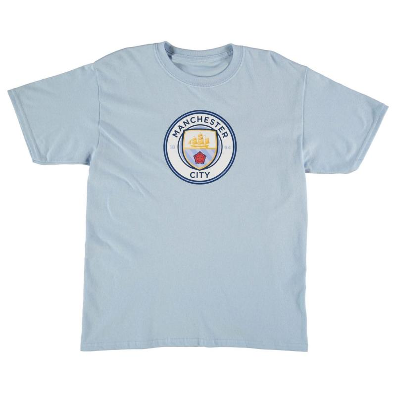 Tričko Source Lab Manchester City Football Club Tshirt Junior...