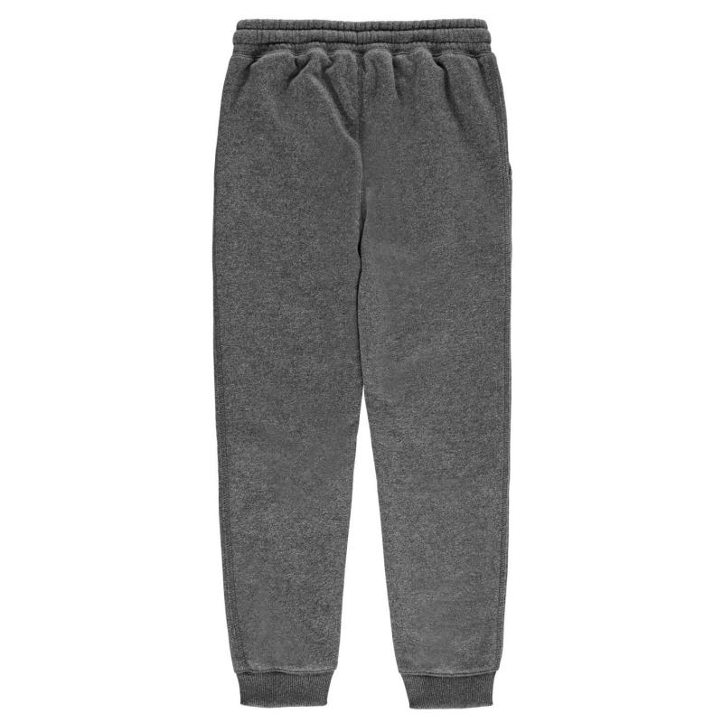 Tepláky SoulCal Signature Jogging Bottoms Junior Boys Grey Marl