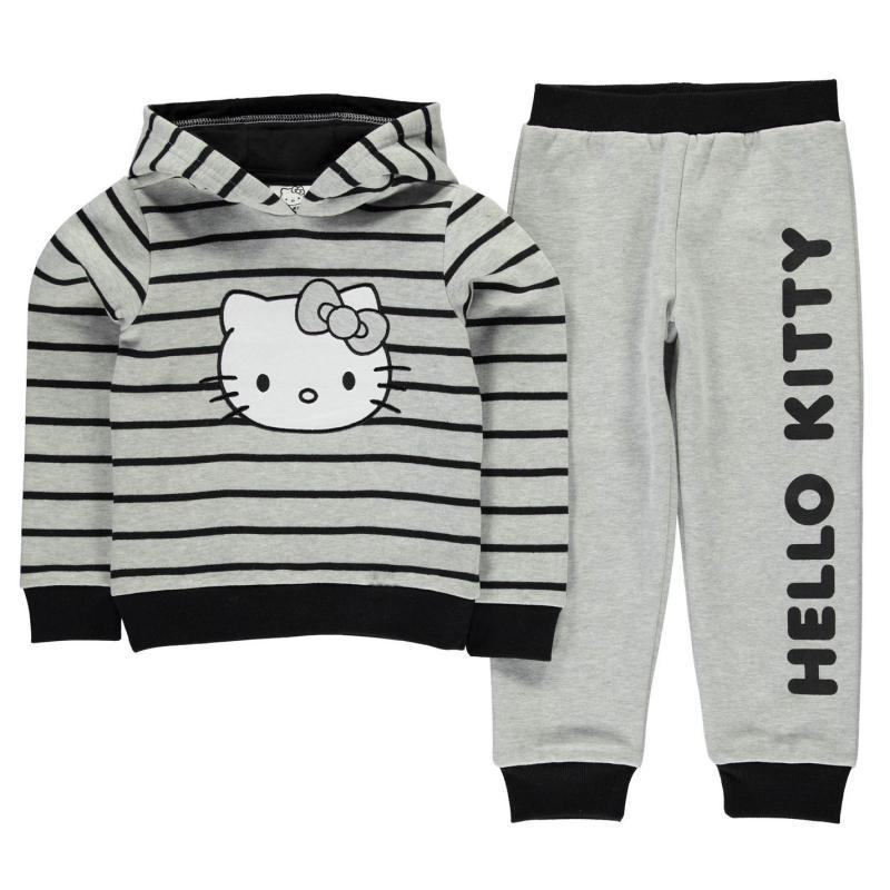 Character Jog Set Infant Girls Hello Kitty