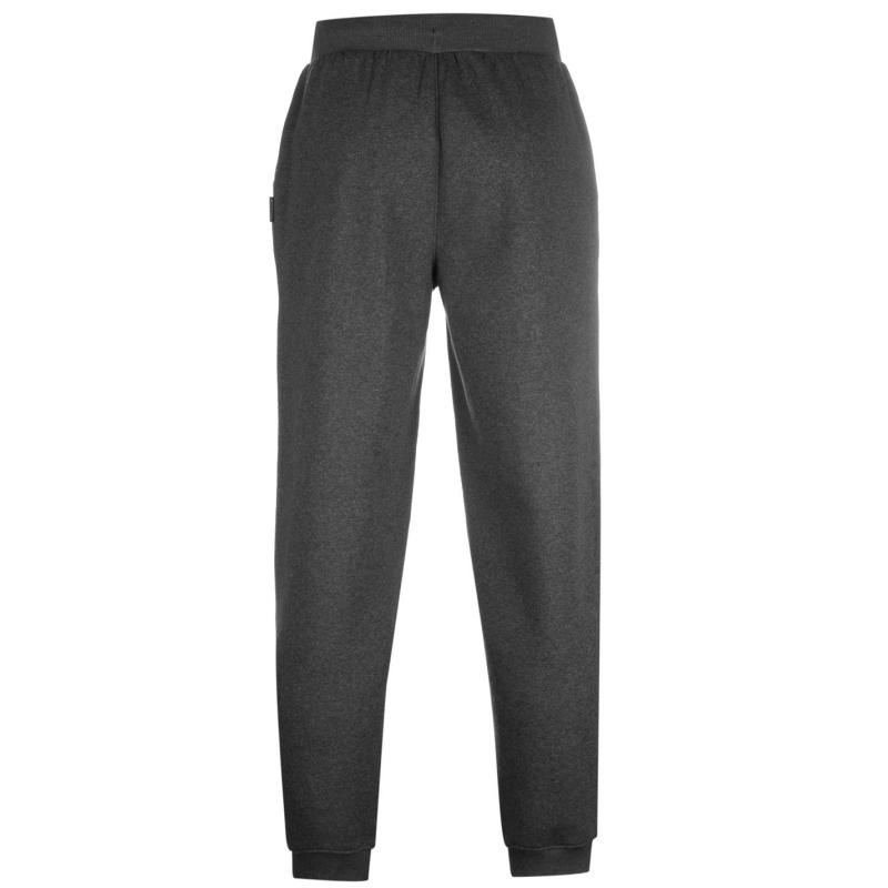 Tepláky Everlast Jogging Bottoms Mens Charcoal Marl