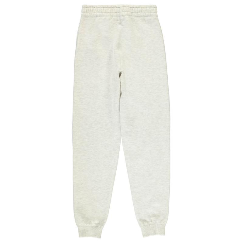 SoulCal Signature Jogging Bottoms Junior Girls Pale Blue Marl