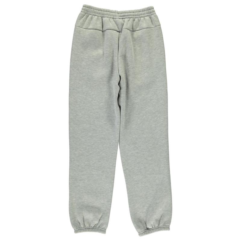 Tepláky Lonsdale Essential Joggers Junior Boys Charcoal Marl
