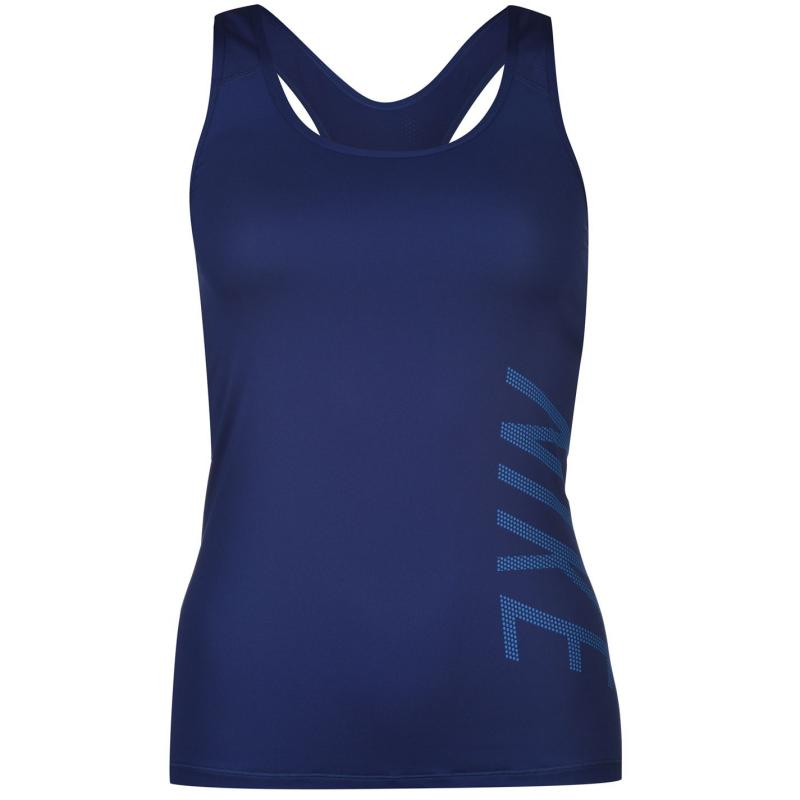 Nike Pro Graphic Training Tank Top Ladies Volt