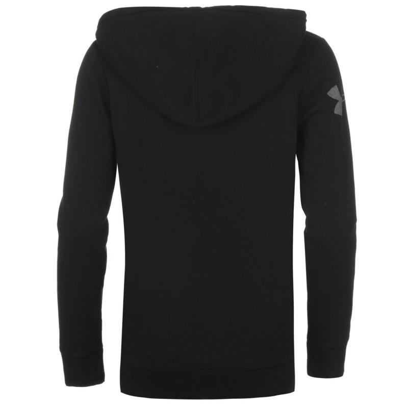 Mikina s kapucí Under Armour Favourite Hoody Ladies Carbon...