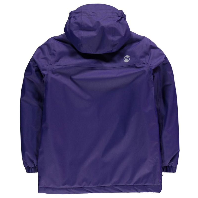 Gelert Horizon Insulated Jacket Junior Purple