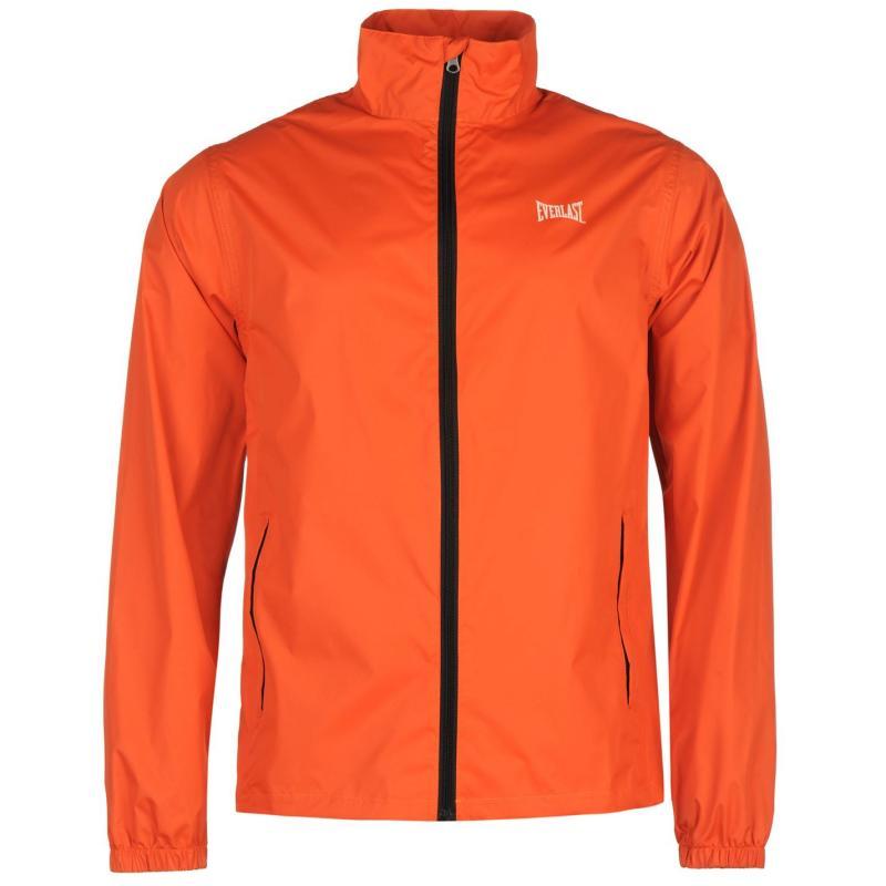 Everlast Waterproof Jacket Mens Orange