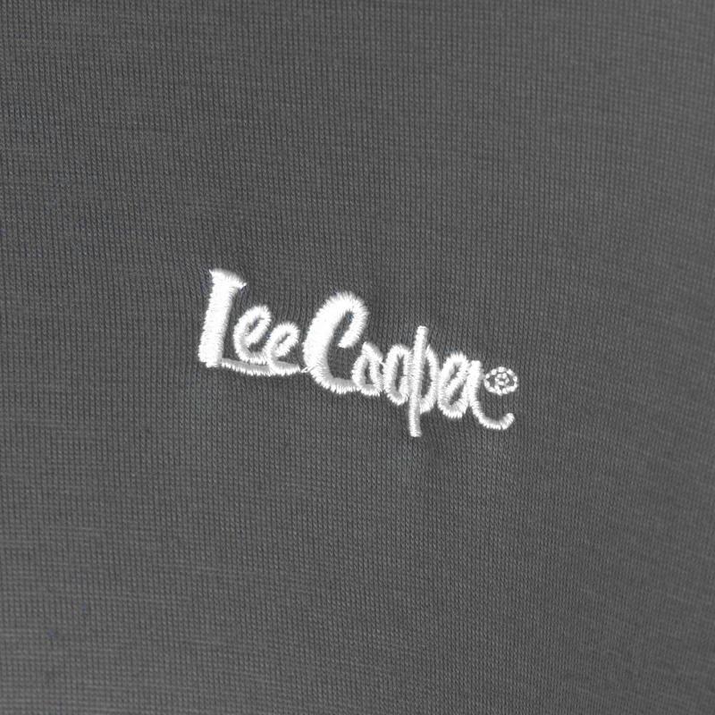 Tričko Lee Cooper Basic T Shirt Mens White