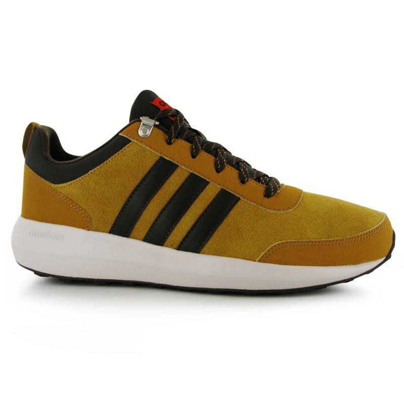 adidas Race Winter Trainers Mens Mesa/DkBrown, Velikost: UK6 (euro 39)