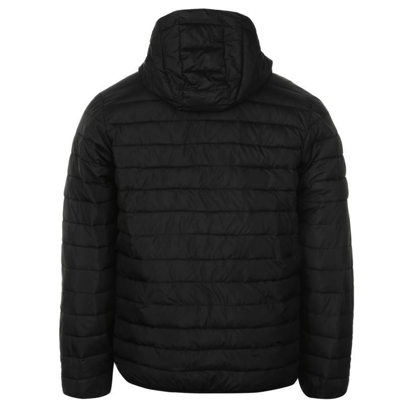 Bunda Quiksilver Shaddy Jacket Mens Black, Velikost: S