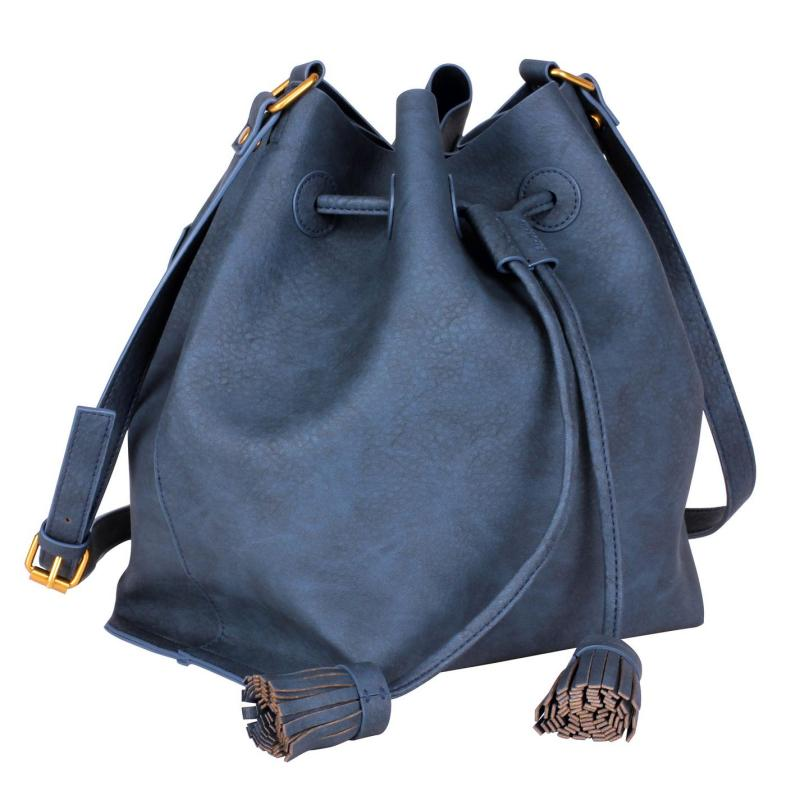 Firetrap Bucket Bag Navy, Velikost: ostatní