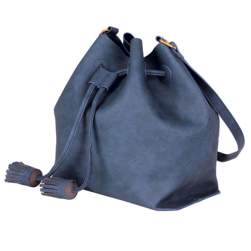 Firetrap Bucket Bag Navy