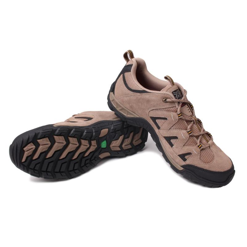 Boty Karrimor Summit Mens Walking Shoes Charcoal