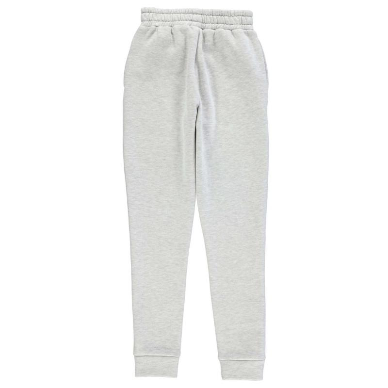 SoulCal Joggers Junior Girls Ice Marl