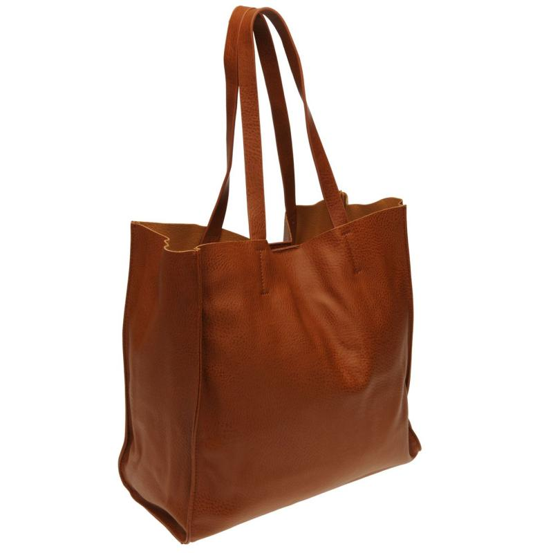 Vero Moda Anni Shopper Bag Cognac