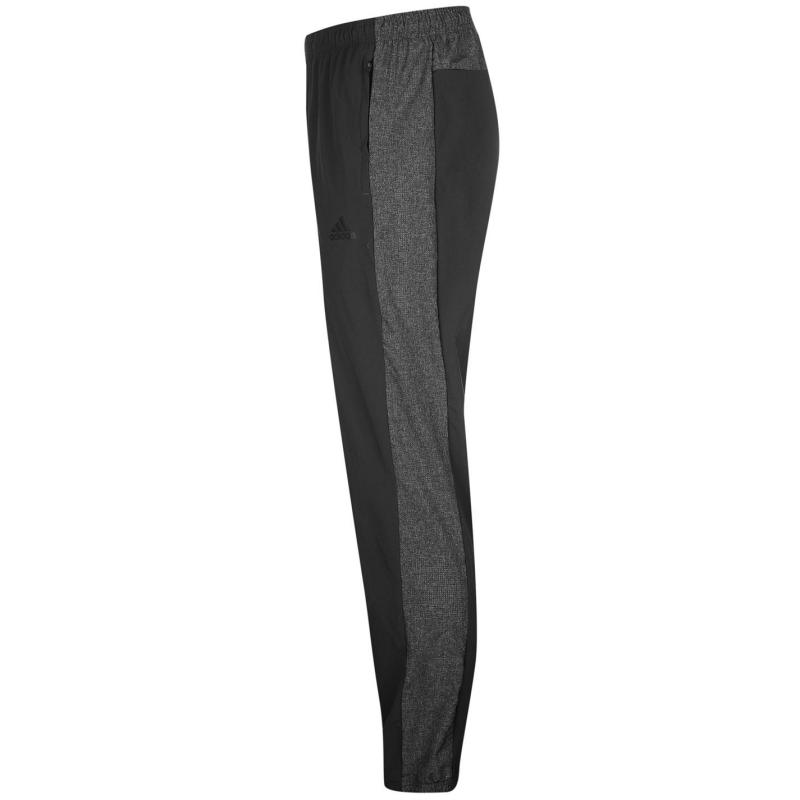 Tepláky adidas Climacool365 Track Pants Mens UtilityBlack, Velikost: S