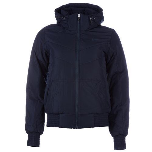 Bunda Nike Womens Sauvie Jacket Navy, Velikost: 8 (XS)