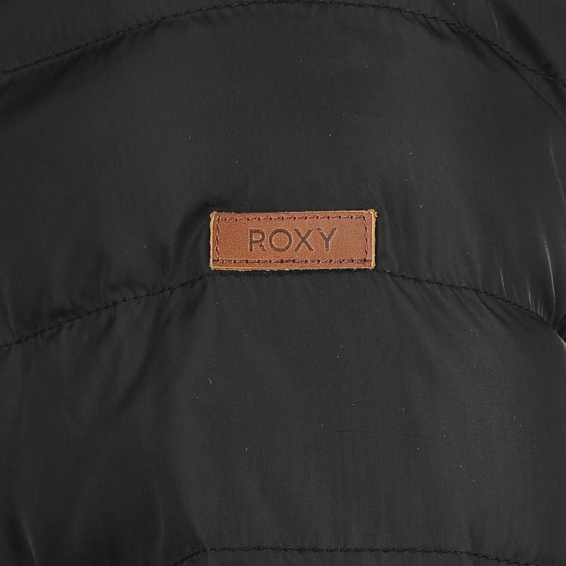 Bunda Roxy Chilly Insulator Jacket Ladies Black, Velikost: 12 (M)