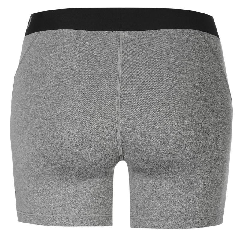 Šortky Nike Pro 5 Inch Shorts Ladies Black, Velikost: 12 (M)