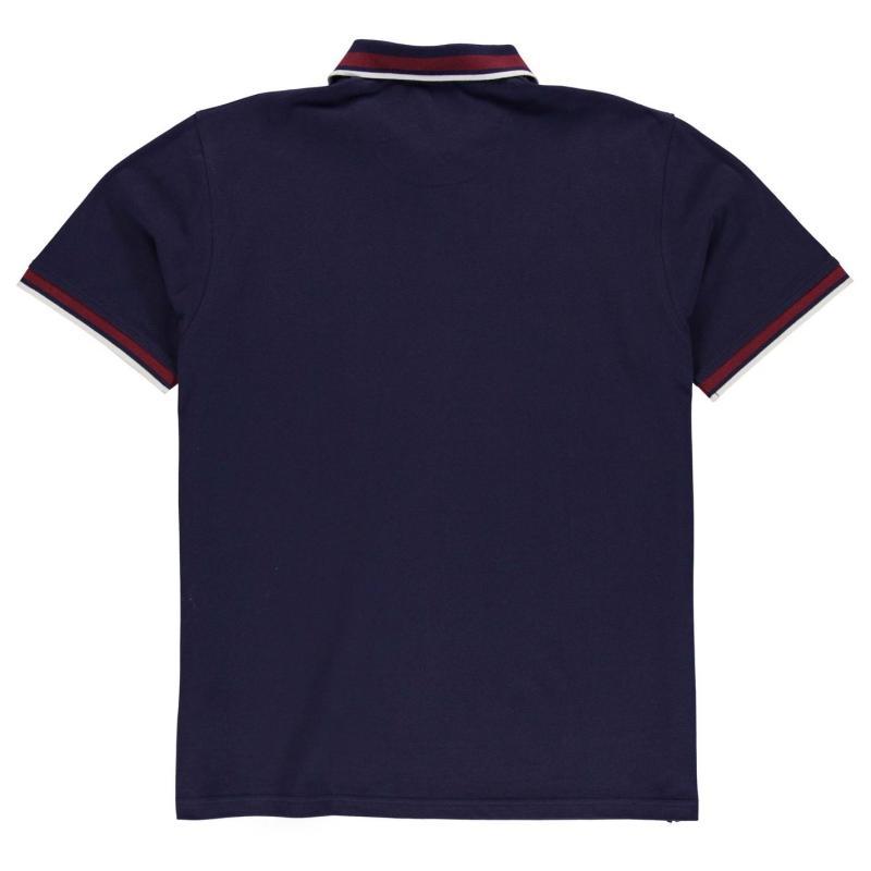 Pierre Cardin XL Tip Polo Shirt Mens Navy