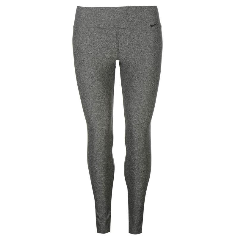 Legíny Nike Legend Tight Pants Ladies Charcoal, Velikost: 14 (L)
