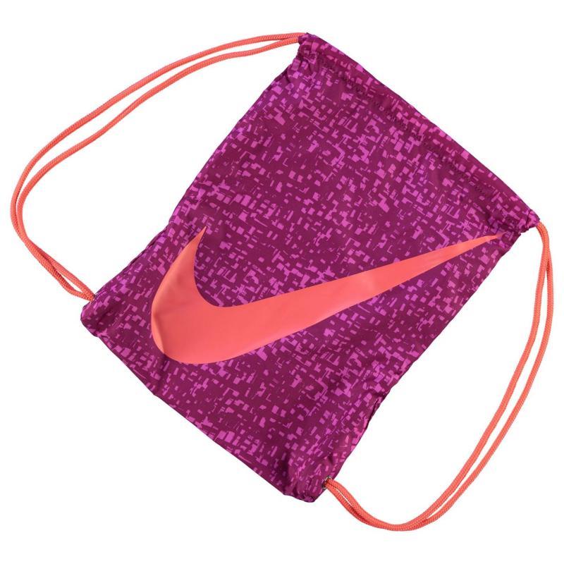 Nike Graphic Gymsack Pink