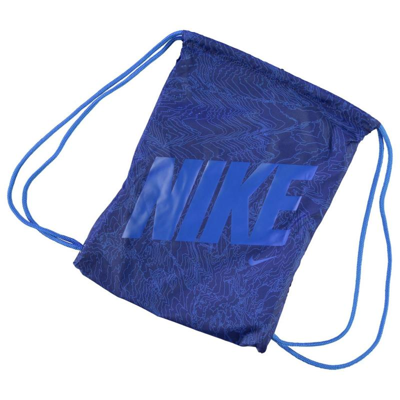 Nike Graphic Gymsack Blue