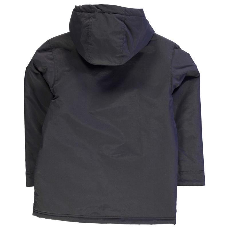 Bunda Quiksilver Meck Jacket Junior Boys Tarmac, Velikost: 8 (XS)