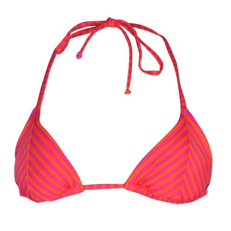 Plavky Roxy Beach Cruise Bikini Ladies Orange/Berry