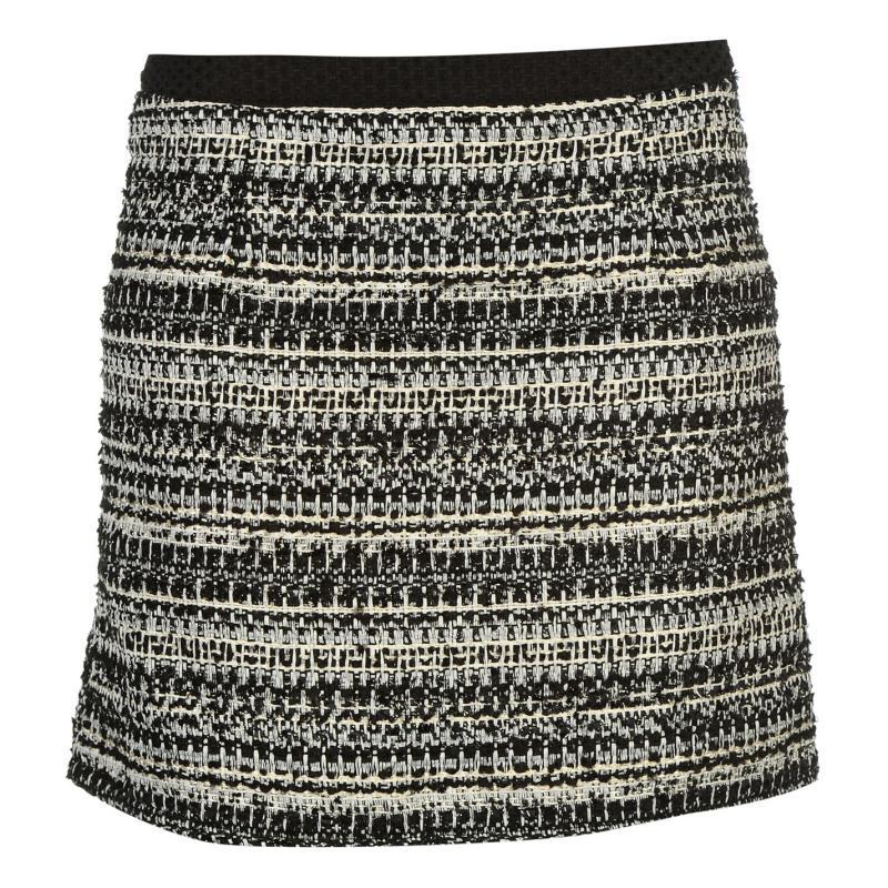 Sukně Mystify Woven Skirt Ladies Grey