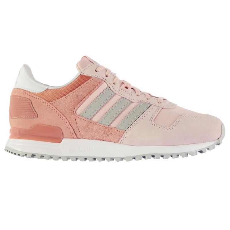 Boty adidas ZX 700 Ladies Runners Pink/Raw Pink, Velikost: UK7 (euro 41)