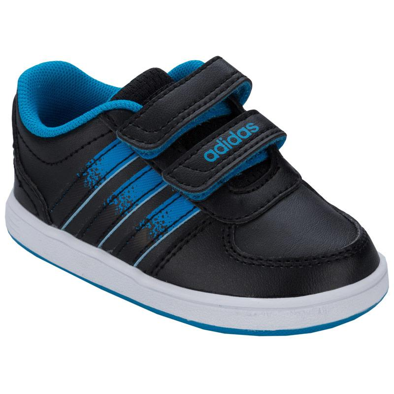 Boty Adidas Neo Infant Boys Hoops Trainers Black