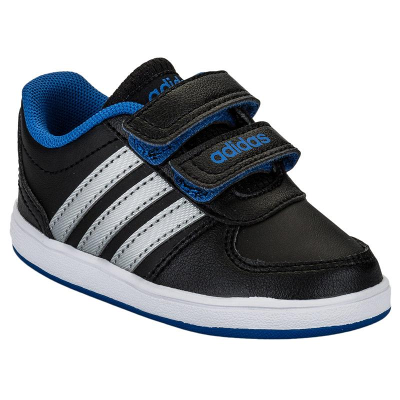 Boty Adidas Neo Infant Boys Hoops VS Trainers Black