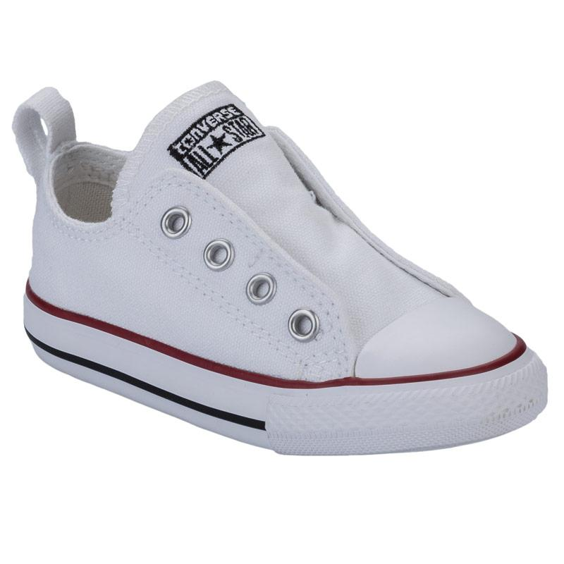 Boty Converse Infant Ct Simple Trainers White