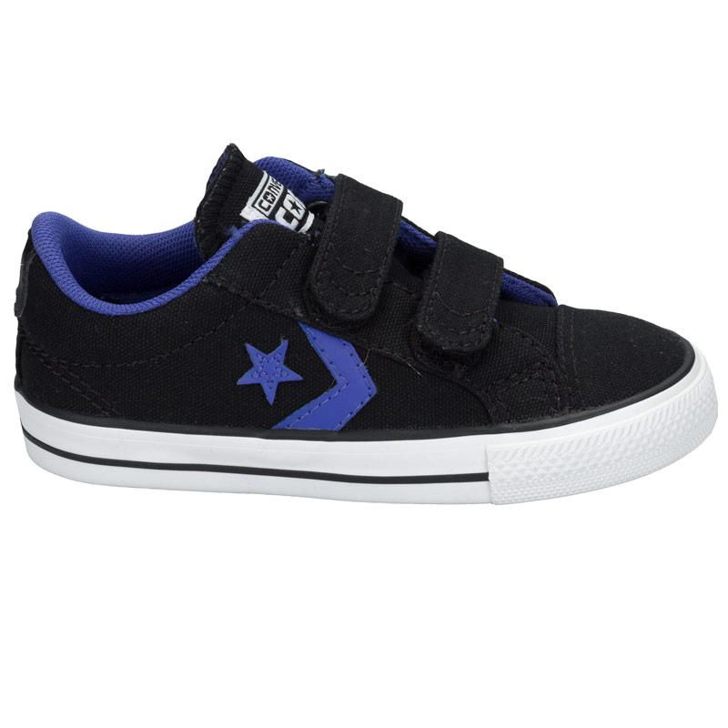 Boty Converse Infant Star Player Ox Trainers Black