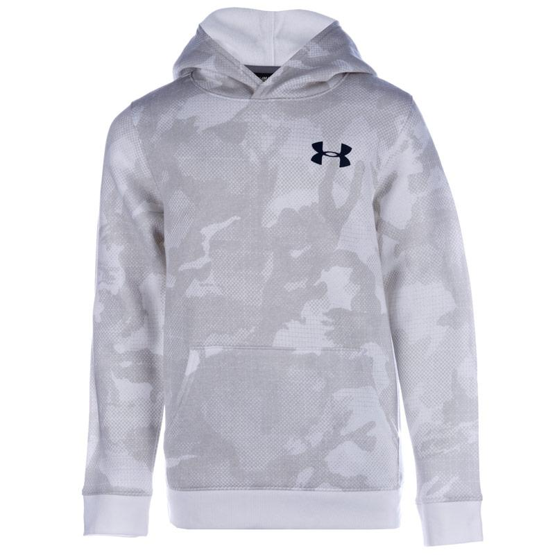 Mikina Firetrap Junior Boys Logo Hoody Grey Heather