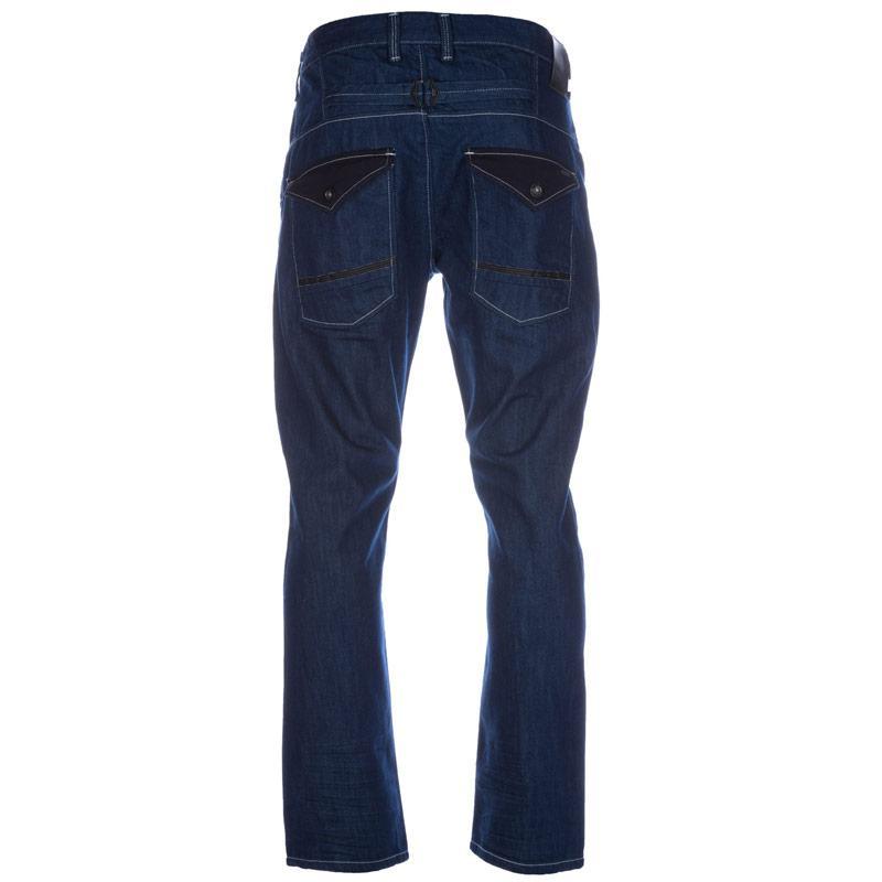 Voi Jeans Mens Myer Jeans Denim