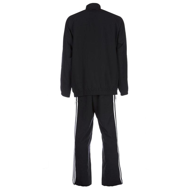 Adidas Mens Tall Essentials 3S Tracksuit Black, Velikost: XXL